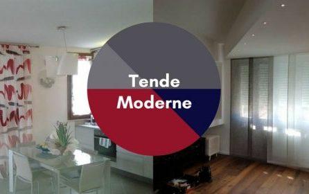 Modelli di Tende Moderne: <br>Spiegazioni, Consigli e Foto!
