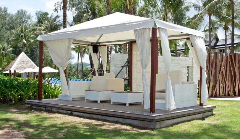 Mobili e arredamento: Tendoni per terrazzi
