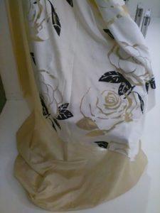 tessuto per interni con rose <b>RIF: TR47</b>