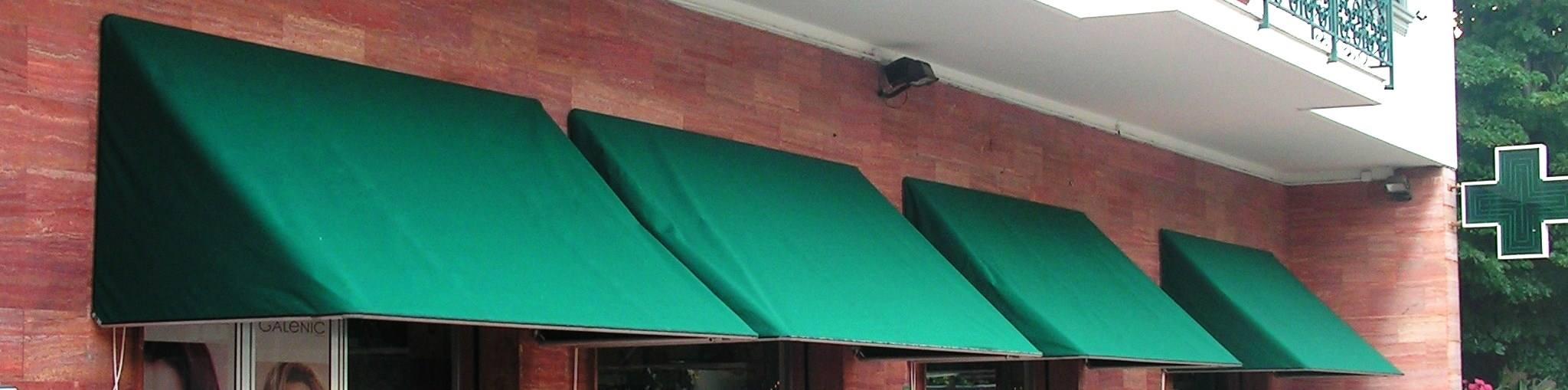 cappottine rigide color verde bandiera a Marina di Cecina