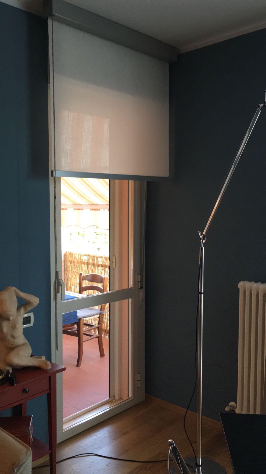 Tende per interni su misura e senza intermediari gani tende - Tende per finestre con cassonetto ...