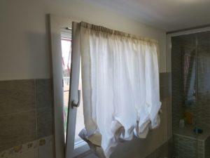 tenda a pacchetto a vetro per bagno <b>RIF: TC53</b>