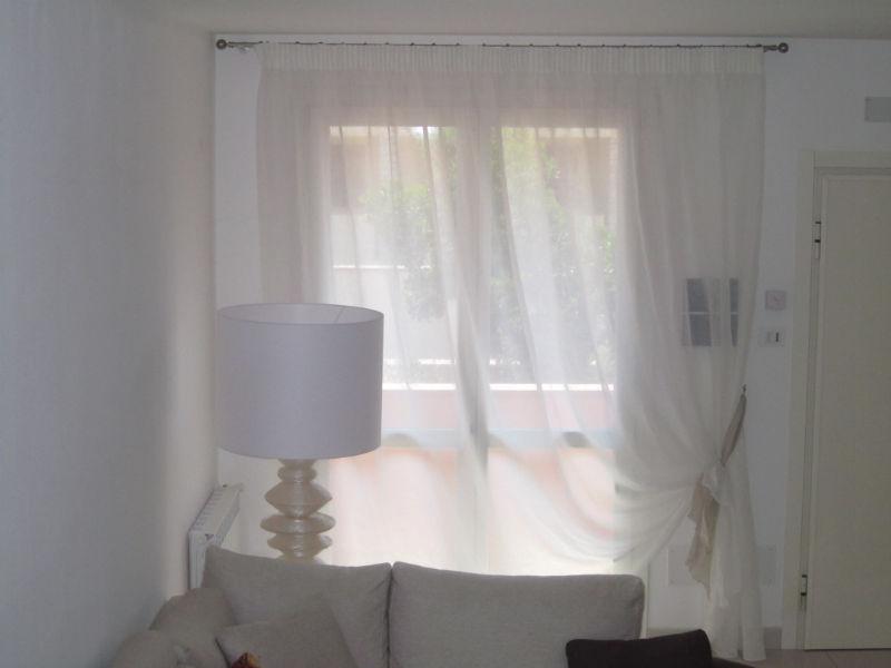 tenda per interni classica bianca <b>RIF: TC308</b>