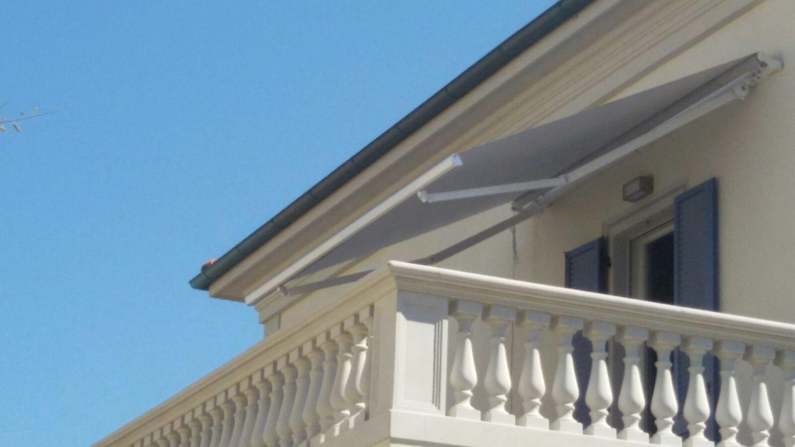 tende a bracci estensibili per terrazzo <b>RIF: TS231</b>