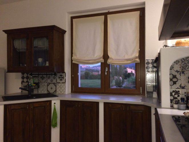 Tende a pacchetto cosa sono quando usarle blog gani tende - Tende per porta finestra ...