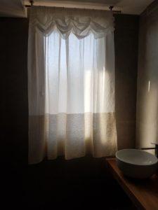 tende leggere eleganti per bagno <b>RIF: TC38</b>