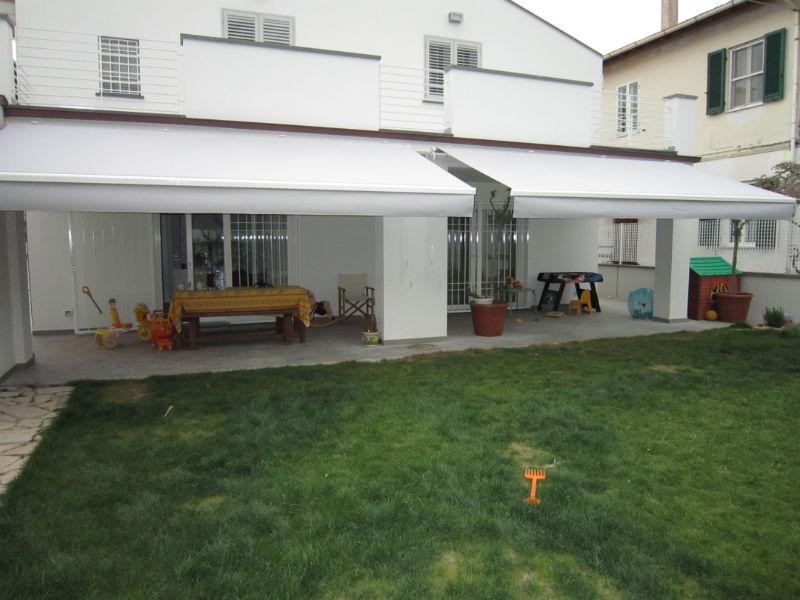 tende da esterni a bracci estensibili per giardino <b>RIF: TS256</b>