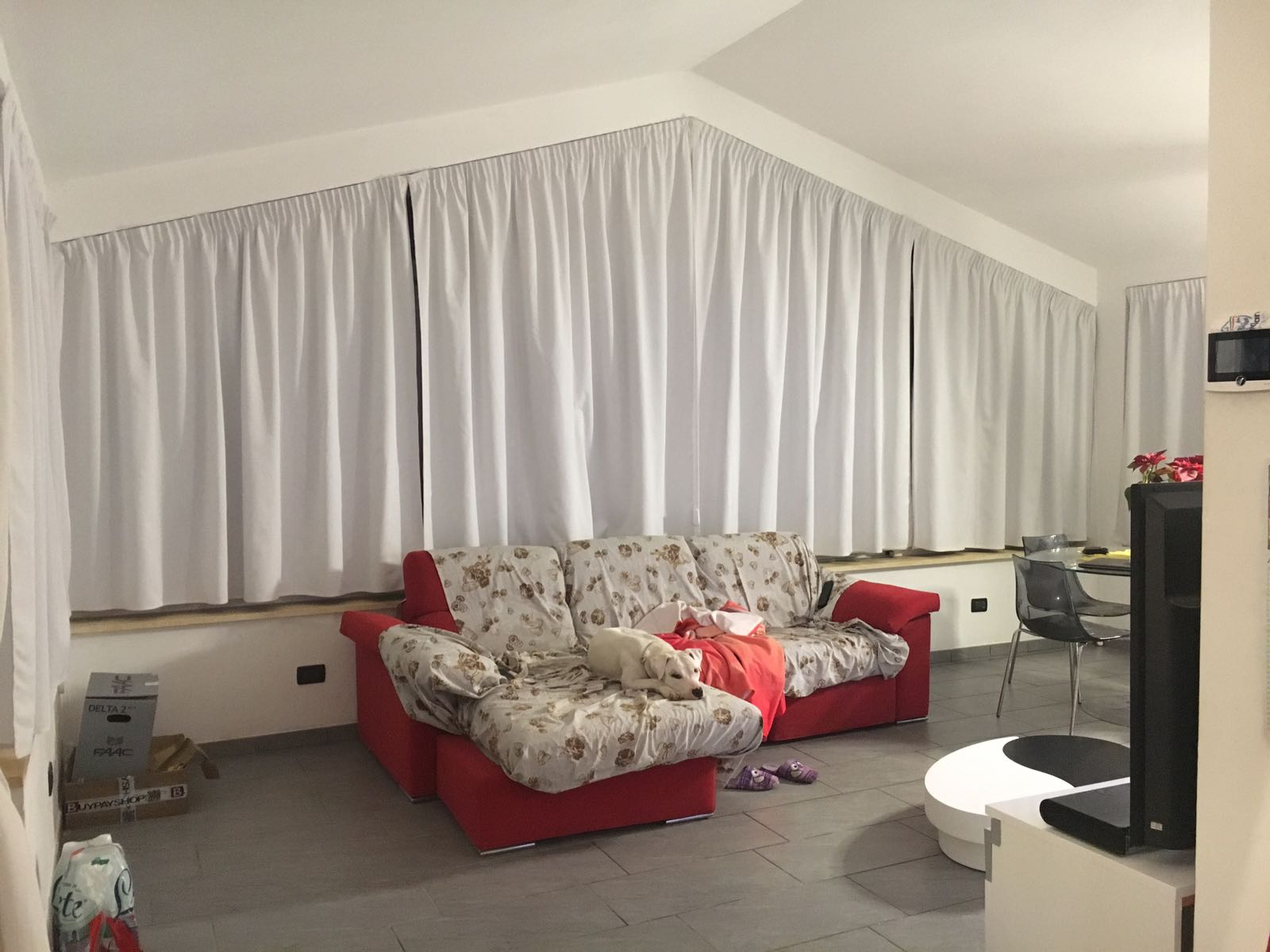Tende per interni su misura e senza intermediari gani tende - Tendaggi per finestre ...