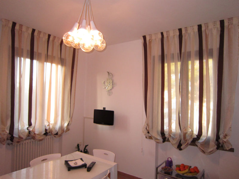 Tende a pacchetto cosa sono quando usarle blog gani tende for Tende a vetro salotto