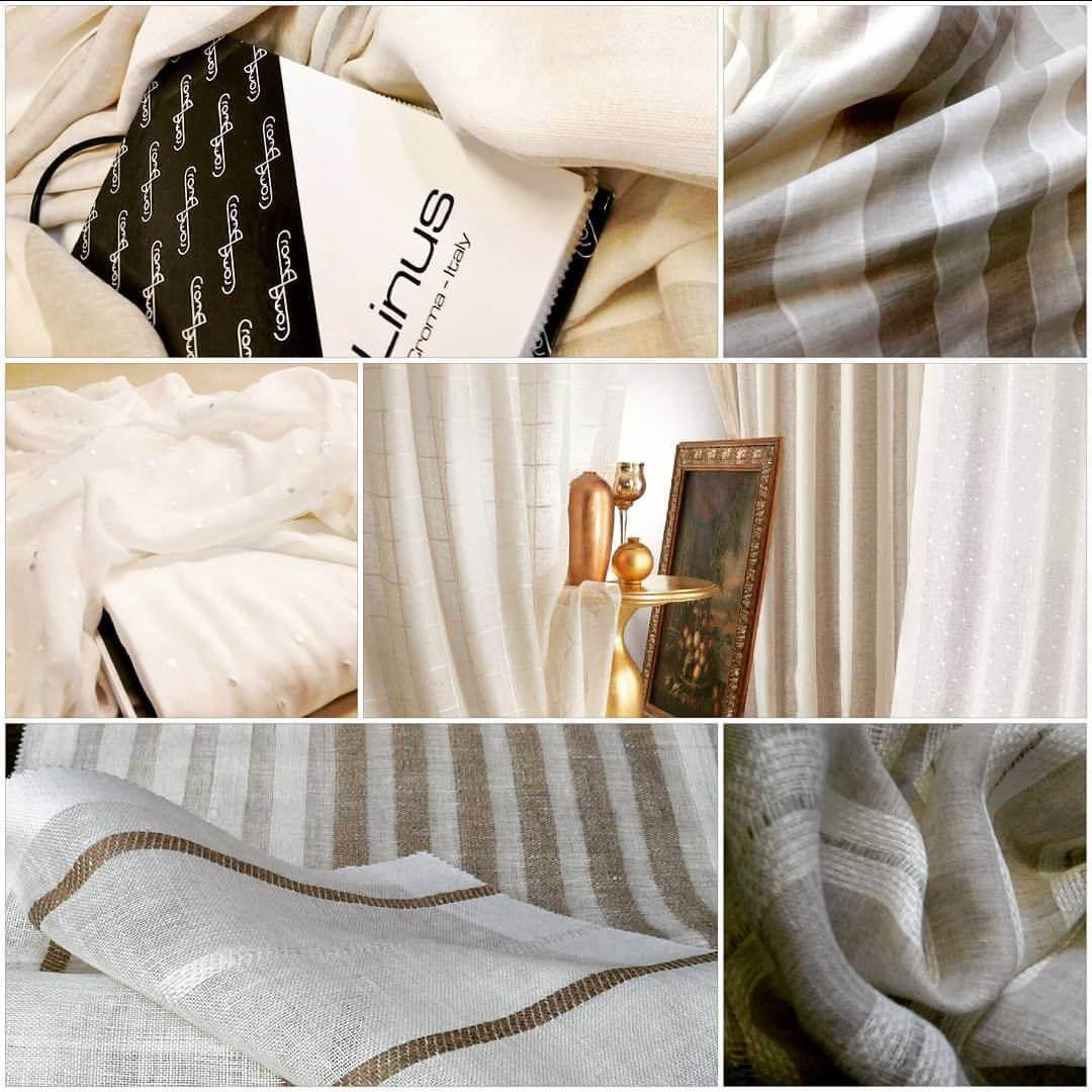 tessuti e tendaggi linus collection