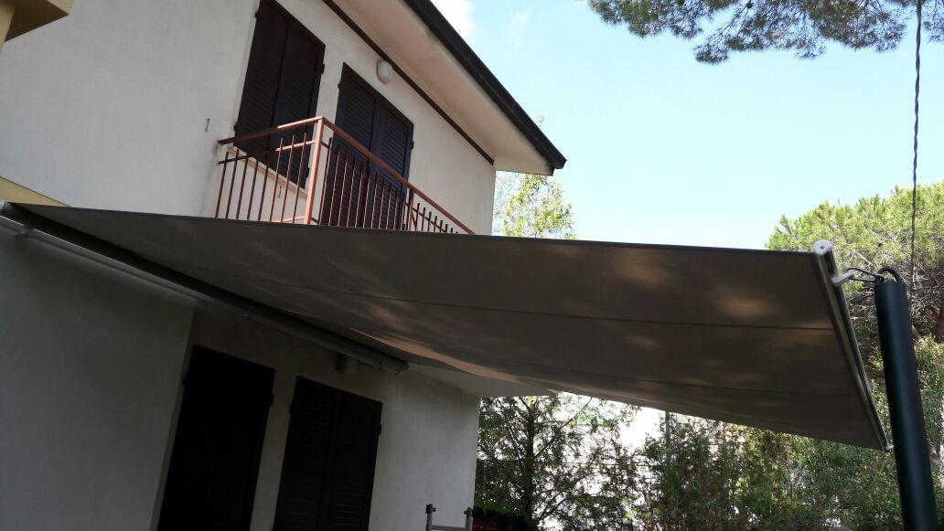 Tende da sole e da esterni su misura dal 1975 gani tende - Tende a vela da esterno ...