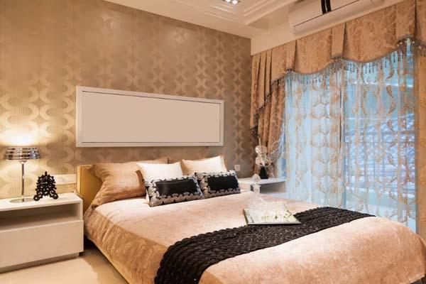Mantovana per le tende da interni for Modelli di tende per interni classiche