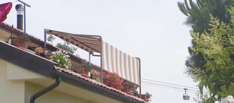 Come scegliere le tende da sole la guida facile for Tenda terrazzo