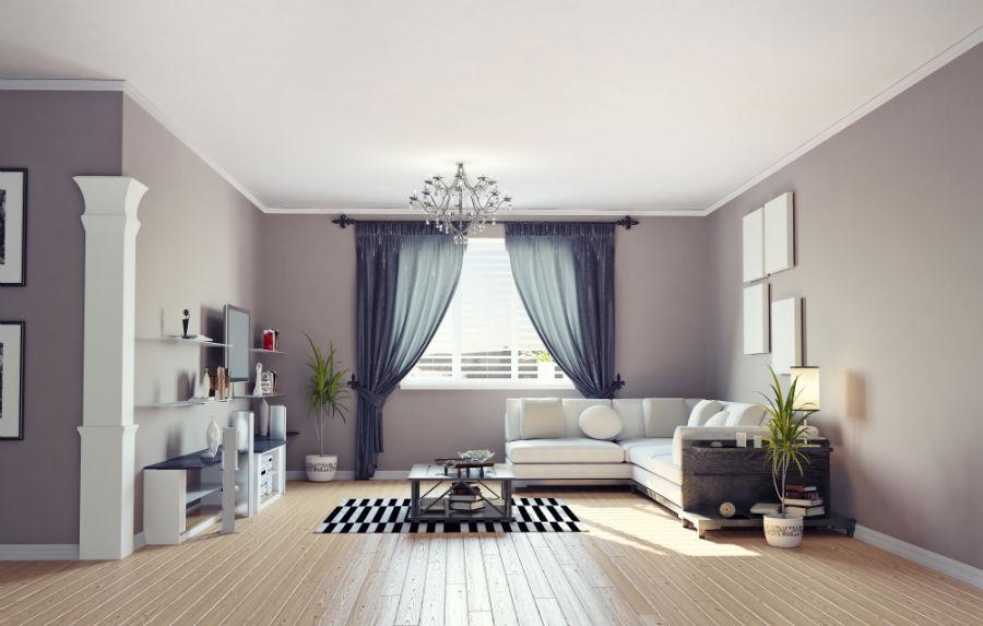 Tende Da Camera Come Sceglierle : Colori pittura pareti effetto sabbiato camera da letto