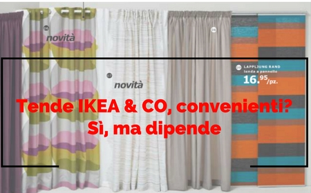 Tende da sole tende per interni e tessuti per for Tende ikea per esterni
