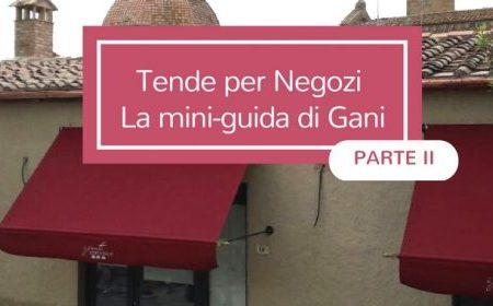 Tende Per Ufficio Livorno : Tende per negozi esterne e interne: la mini guida di gani parte ii