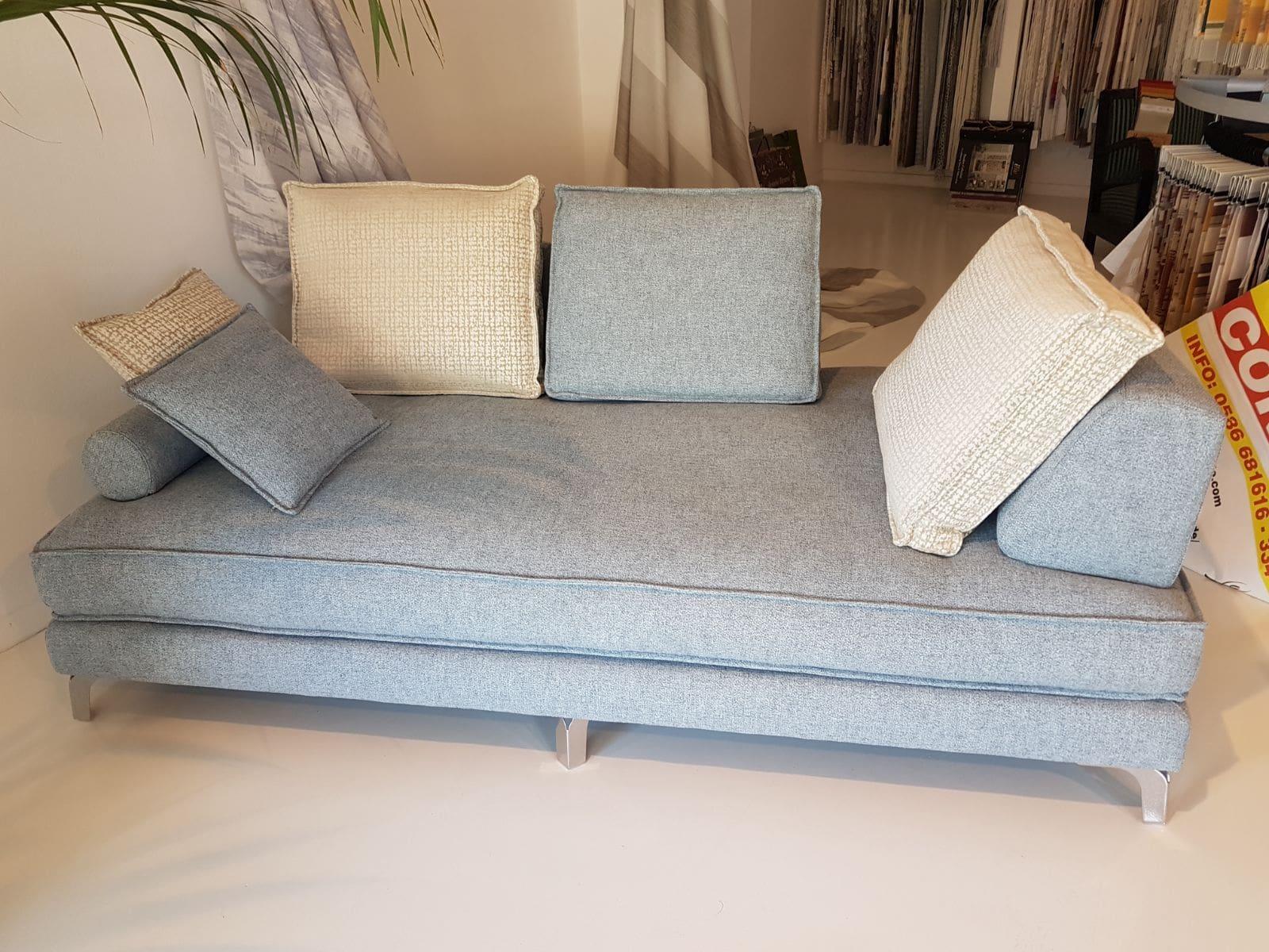 divano by gani fatto a mano in massello e piume <b>RIF: CA46</b>