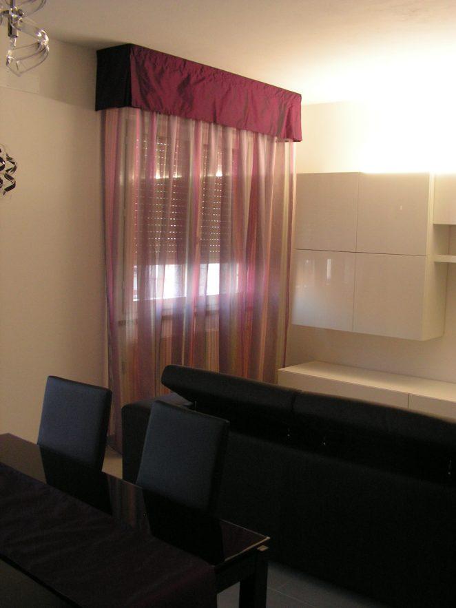 Modelli di tende per interni descrizione e foto di modelli di tende - Tende per sala moderna ...