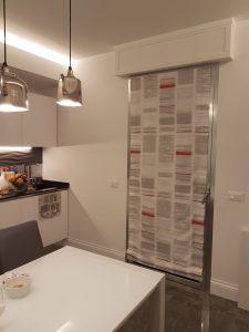Tende Moderne Per Cucina. Great Tende A Pannelli Per Salotto With ...