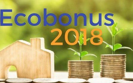 Schermature Solari: Detrazione 2018 (Ecobonus 2018)