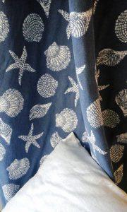 stoffa da interni con conchiglie <b>RIF: TR65</b>