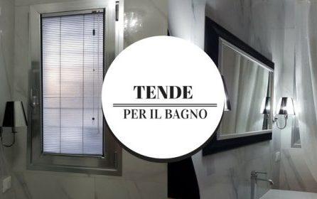 Tende da sole tende per interni e tessuti per - Tende per finestre bagno ...