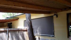 oscuranti scorrevoli da esterni per finestre RIF: SE50