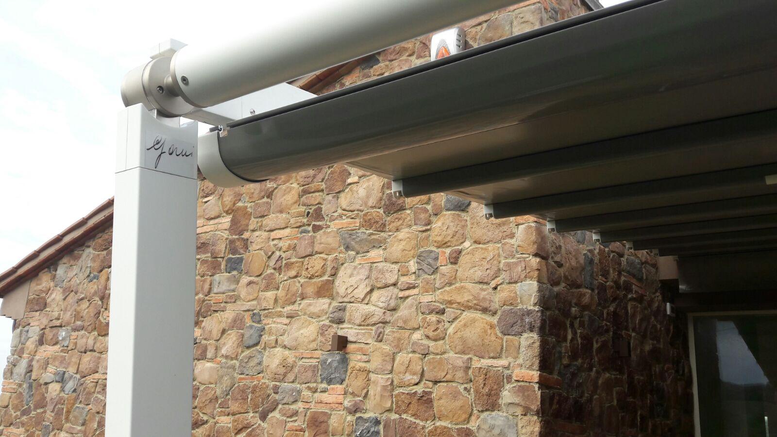 Tende Per Ufficio Livorno : Pergole in alluminio: tutto quello che è utile sapere prima dell