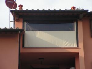 Tenda Ermetica Antivento da Gani Tende provincia di Livorno