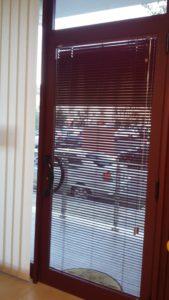 veneziana per porta-finestra RIF: TC255