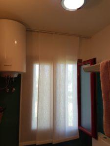 tende a pannello corte per finestra <b>RIF: TC21</b>