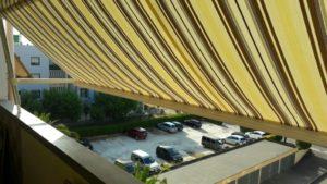 tende da sole con braccetti per terrazzo RIF: TS72