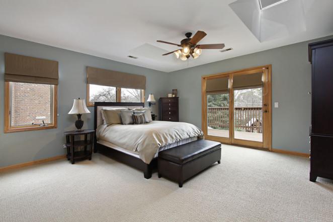 esempio di tende a pacchetto in camera da letto su ganitende blog