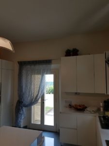 tende per porta finestra in cucina <b>RIF: TC57</b>