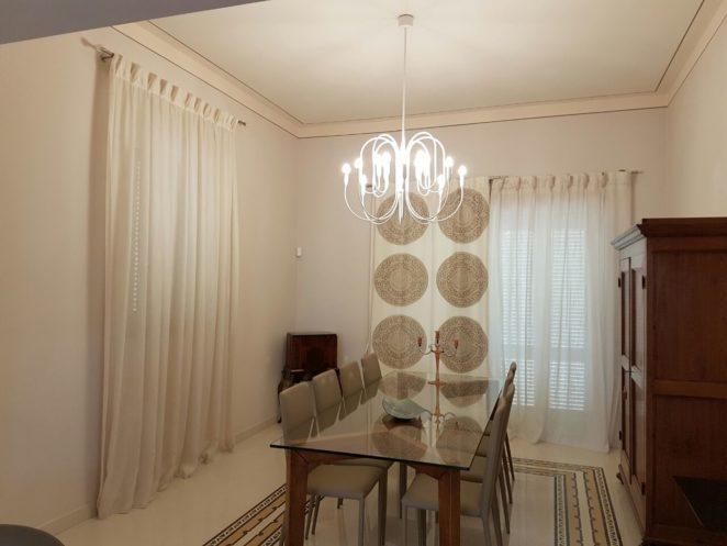 Tende arricciate classiche o moderne sceglile con la - Tende per la sala ...