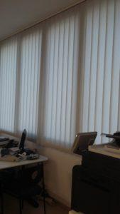 tende verticali da ufficio <b>RIF: TC256</b>
