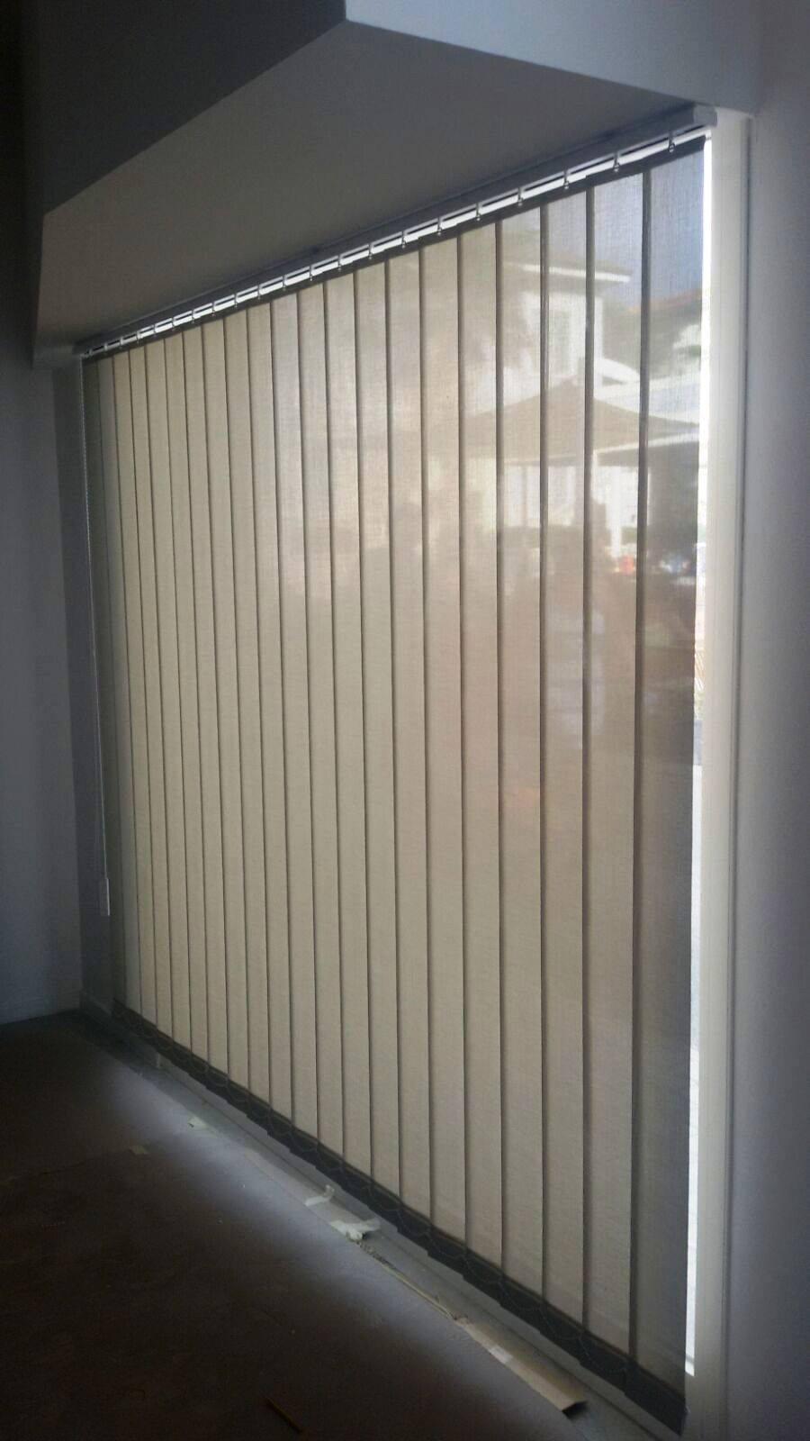 tende verticali filtranti <b>RIF: TC239</b>