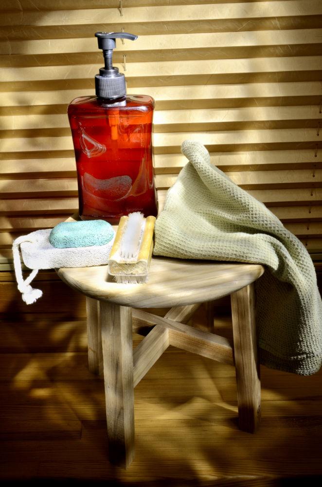 tenda plissettata per bagno su ganitendeblog