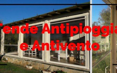 Tende Da Balcone Antipioggia : Chiusure e tende antipioggia e antivento per l esterno gani