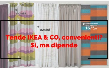 Tende ikea co convenienti s ma dipende gani - Tende binari ikea ...
