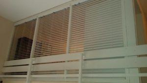 veneziane in legno bianco <b>RIF: TC238</b>