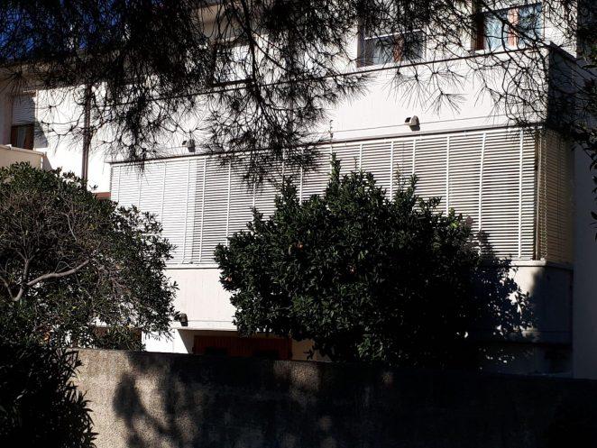 veneziane per schermatura terrazzo