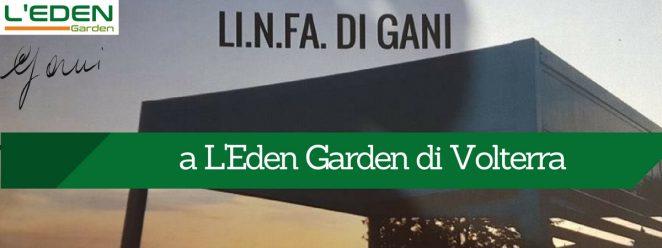 pergole a volterra in esposizione presso vivaio eden garden