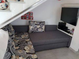 divano ikea personalizzato da gani <b>RIF: CA16</b>
