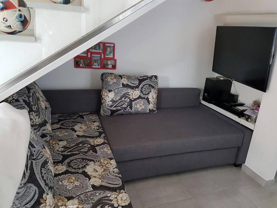 Realizzazioni gani tende - Rivestimento divano ikea ...