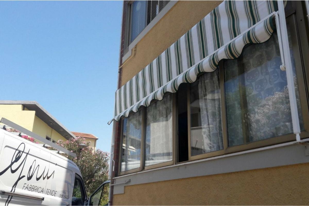 tende per finestra