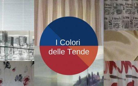 Come Scegliere Il Colore Delle Tende Da Interni Gani