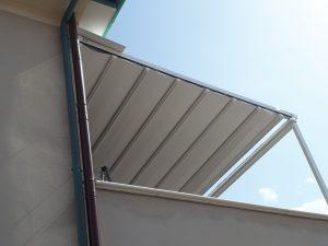 pergola personalizzata per terrazza RIF: SE114