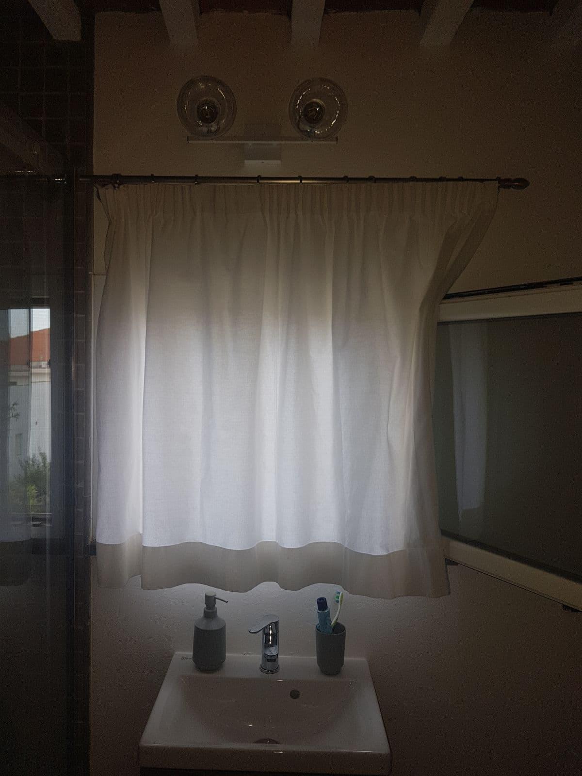 Tende Per Finestre A Ribalta tende per finestre del bagno: i modelli più pratici e belli