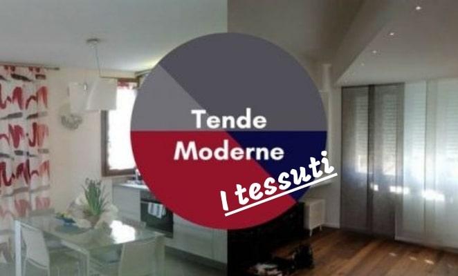 Tessuti per tende moderne: spiegazioni consigli e foto gani